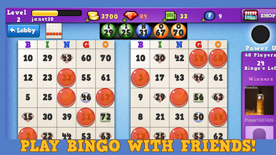 Bingo Summer Splash - screenshot thumbnail