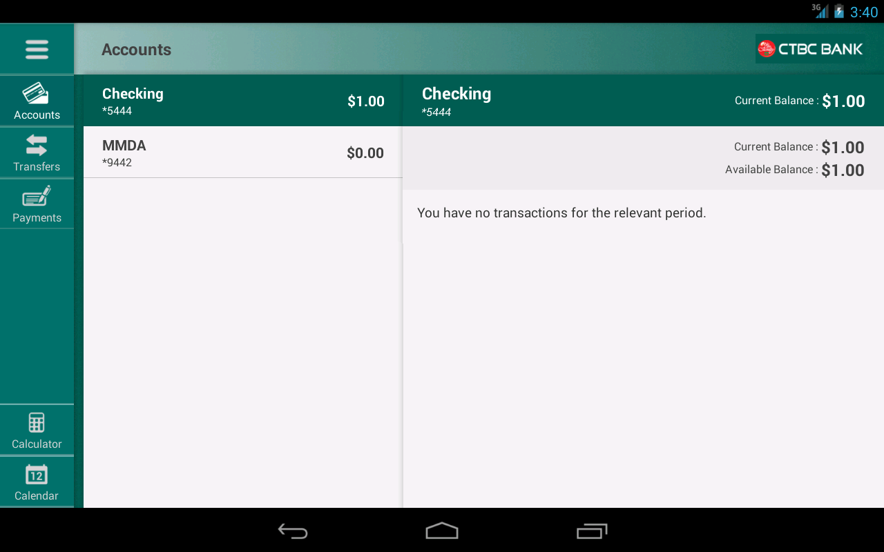 Ctbc Bank Usa For Tablet Android Apps On Google Play