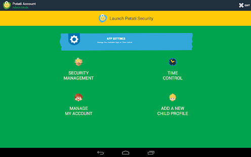 POTATI Security- screenshot thumbnail
