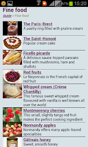 France Travel Guide screenshot 2