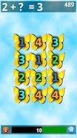 Screenshot of Butterfly Math Lite
