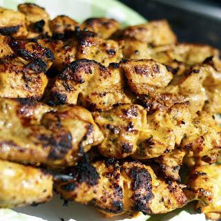 Healthy Tandoori Chicken Kebab