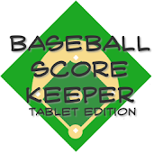 Baseball Scorekeeper Tablet Ed