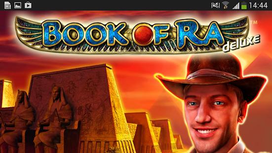 Book of Ra™ Deluxe Slot - screenshot thumbnail