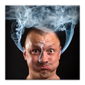 Blow Smoke Prank icon