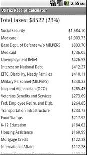 Tax Receipt- screenshot thumbnail