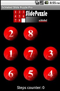 schiebel Slide Puzzle Free- screenshot thumbnail