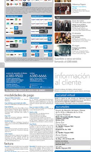 【免費娛樂App】Revista Telecentro-APP點子
