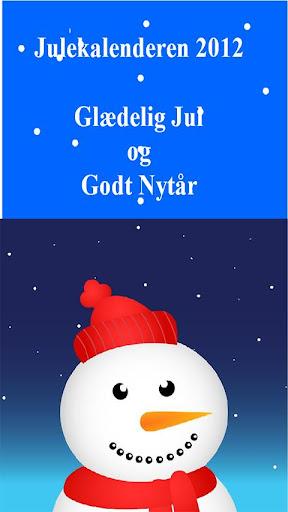 Julekalenderen 2012