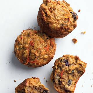Healthy Morning Muffins.