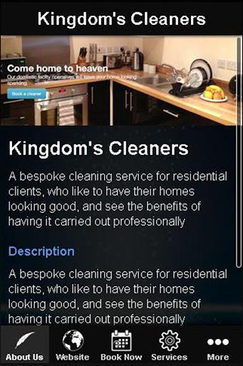 Kingdom's Cleaners