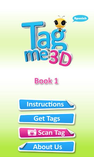 Tagme3D ES Book1