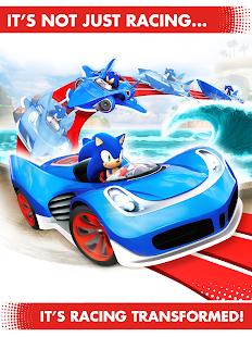 Sonic Racing Transformed Screenshot 16