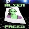 AlienFaced - Alien Face Booth