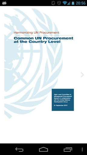 Common Procurement Guidelines