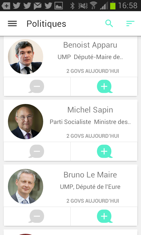 GOV – La météo de l'opinion- screenshot