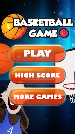 Juego de baloncesto real