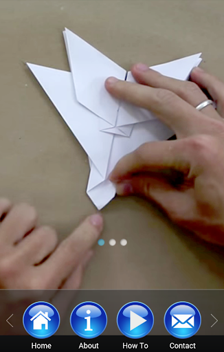 如何讓紙飛機