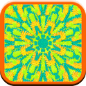 Mandala Painter Draw - Free icon