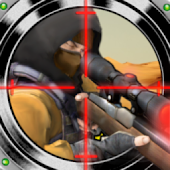 Sniper Assassin Shooter War