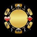 Poker Clock Widget icon