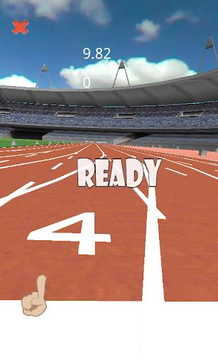世界陸上競技2015 走りゲーム