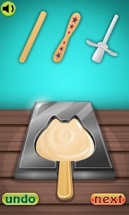 Ice Maker Cooking games - screenshot thumbnail
