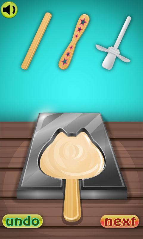 Ice Maker Cooking games - screenshot