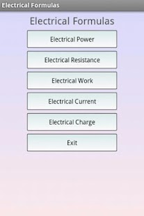 Electrical Engineering Pro - screenshot thumbnail