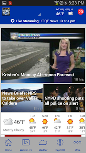 KRQE News 13 - screenshot thumbnail