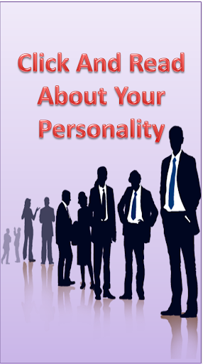 Personality Test By DOF