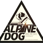 Logo for Alpine Dog Brewing Company