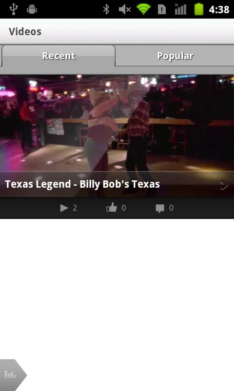 Billy Bob's Texas - screenshot