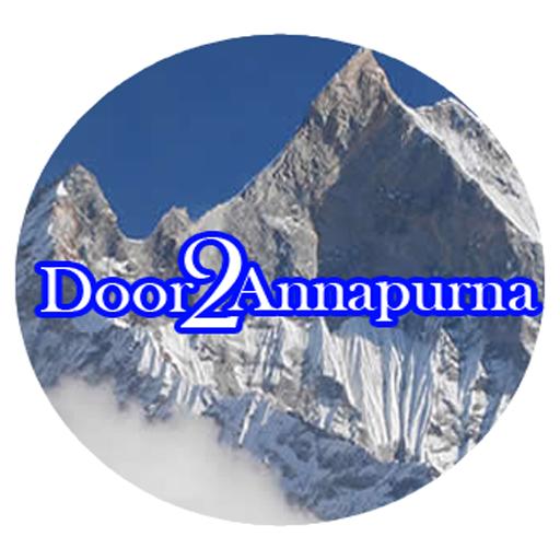 Door2Annapurna 旅遊 App LOGO-APP開箱王