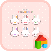 rabbit whiskers dodol theme
