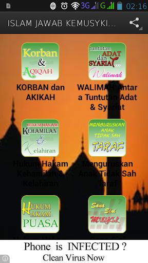Islam Mnjawab Kemusykilan Anda