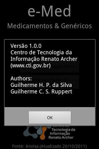 e-Med Medicamentos & Genéricos- screenshot