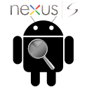 Nexus S Search Bug logo