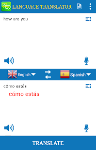 Language Translator- screenshot thumbnail