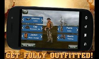 Screenshot of DEER HUNTER CHALLENGE