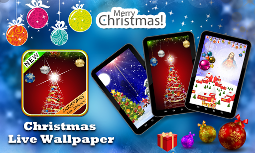 Christmas Live Wallpaper New