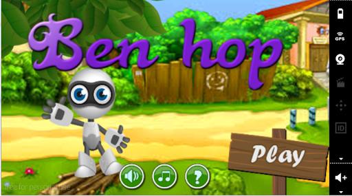 BEN HOP FOUR FREE GAME : GRAZY