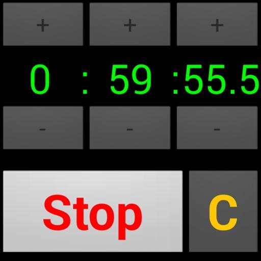 Countdown Timer LOGO-APP點子