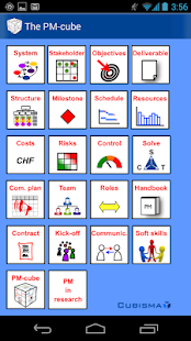 The Project Management - Cube- screenshot thumbnail