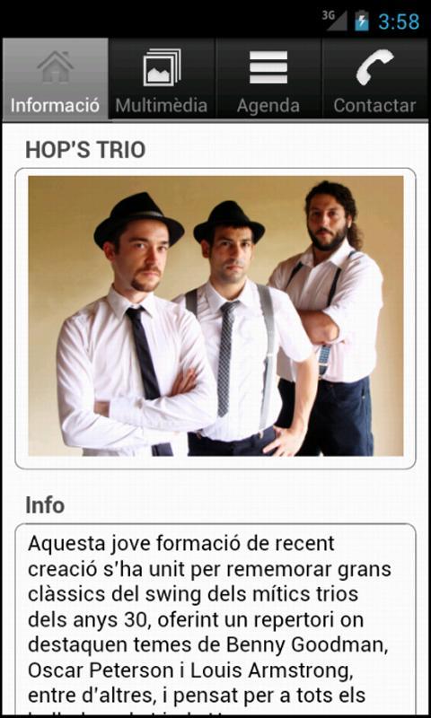 Hop's Trio- screenshot