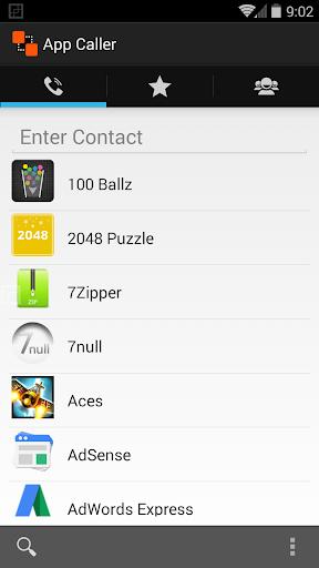 App Caller