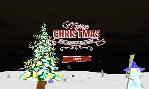 聖誕老人 - 女巫獵人