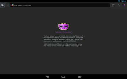 Firefox Beta — Web Browser Screenshot 22