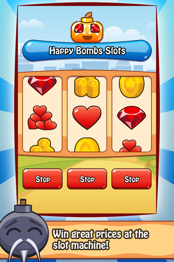 Happy Bombs- screenshot