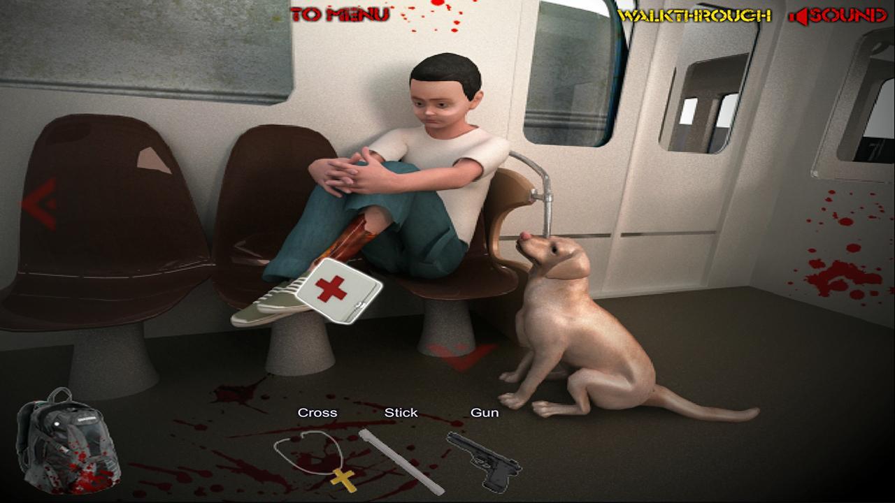 Subway escape 3d - screenshot